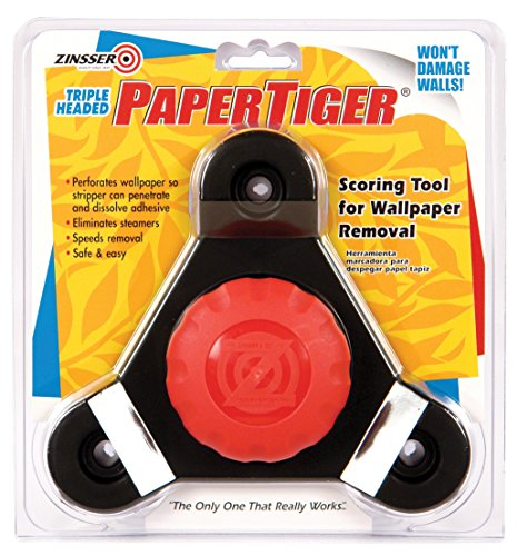 paper tiger wallpaper removal tool